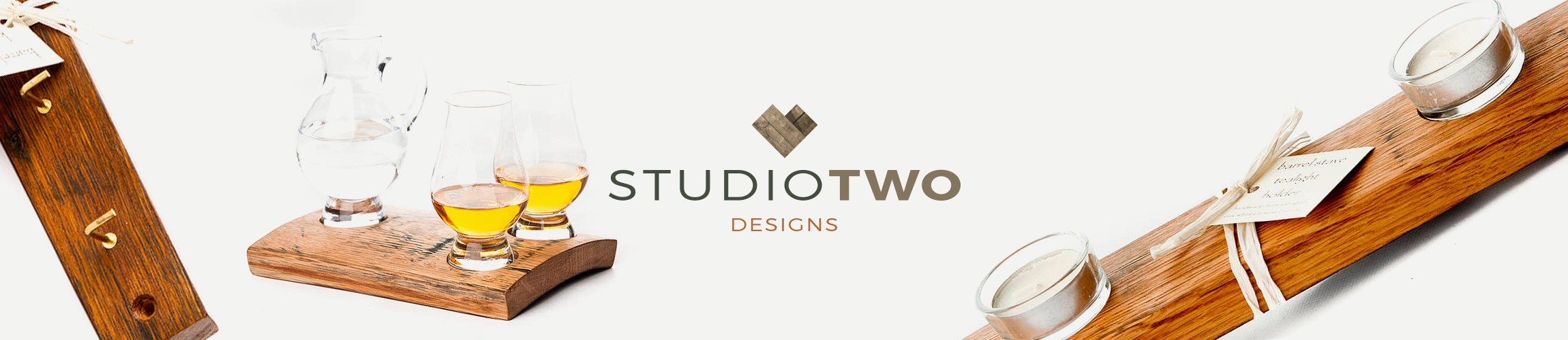 Handmade Wood Gifts from StudioTwo Designs
