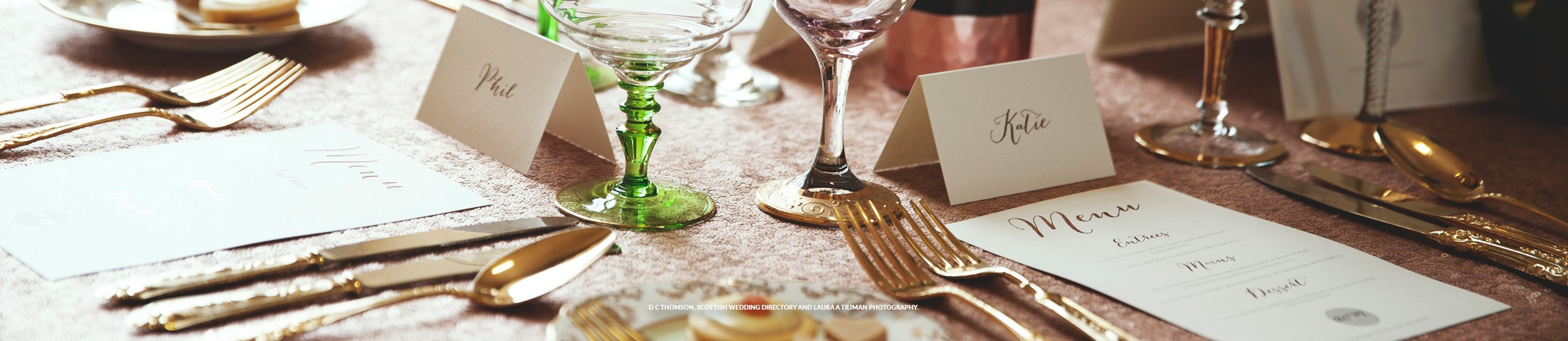 Stunning Wedding Invitation and Table Placecard Designs